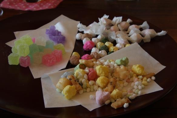 Hinamatsuri treats