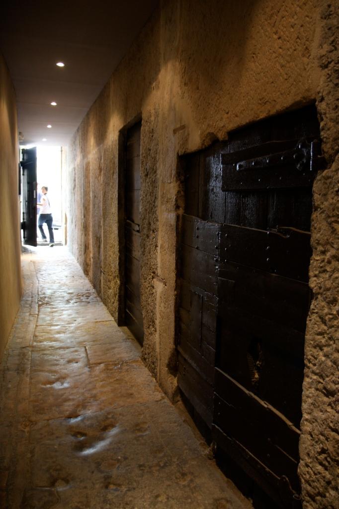 Inside a traboule