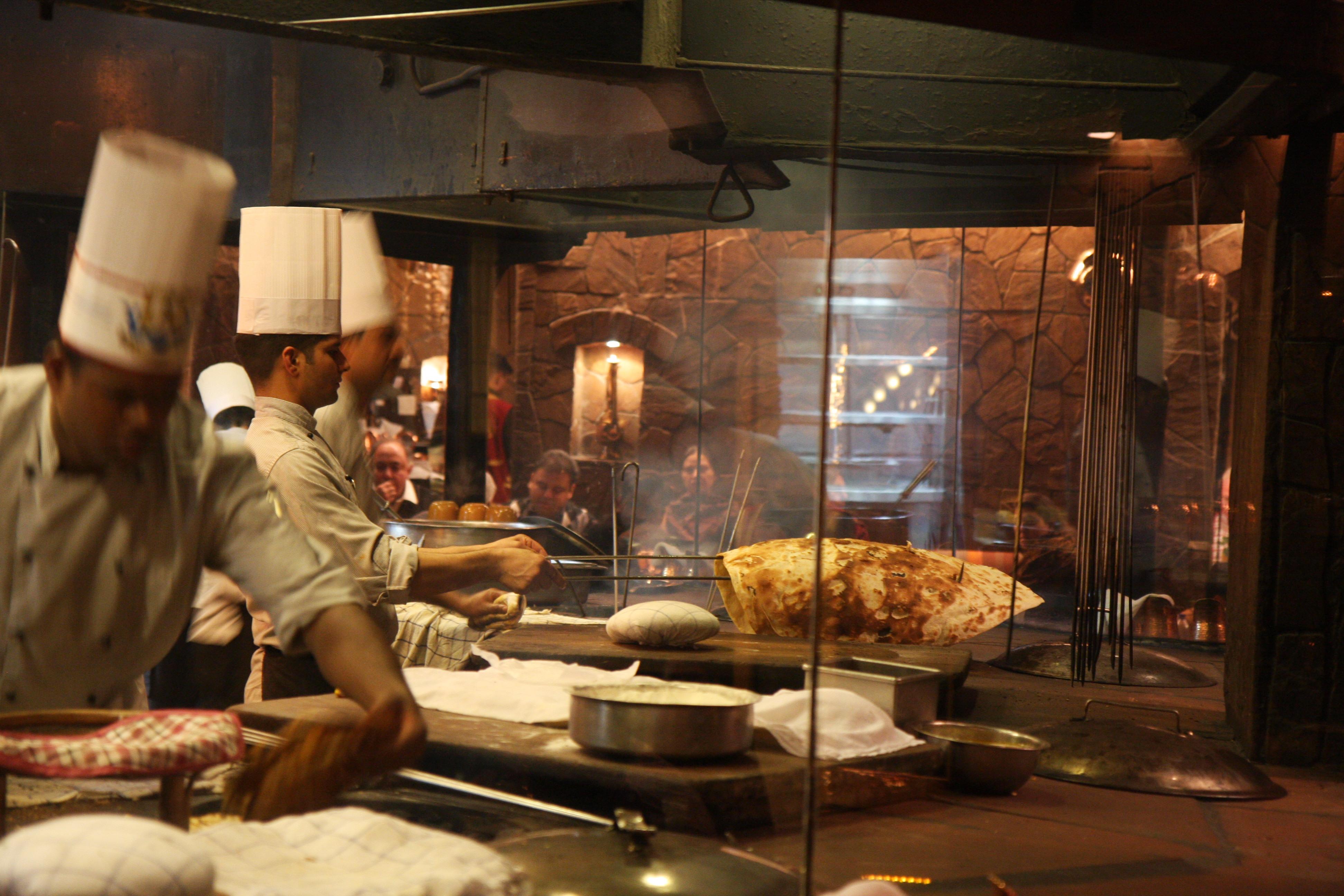 Bukhara Indian Restaurant Delhi