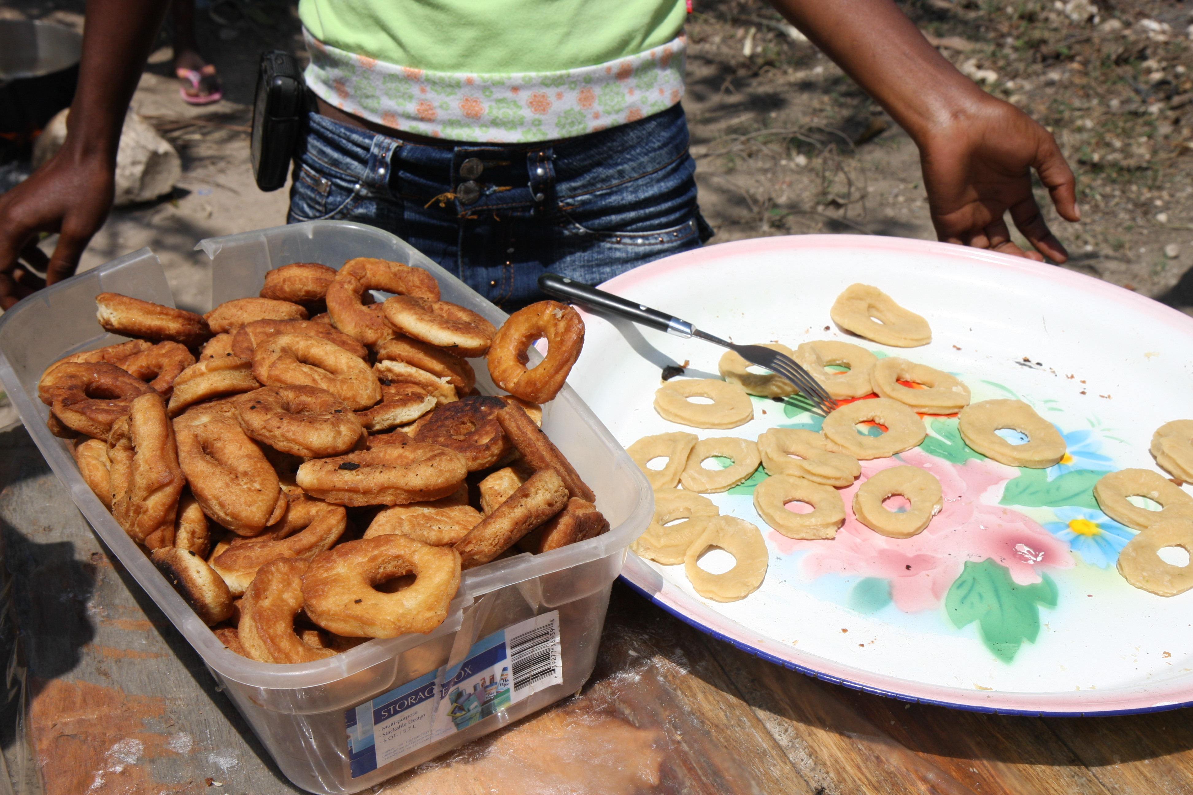 haiti mission food tomostyle