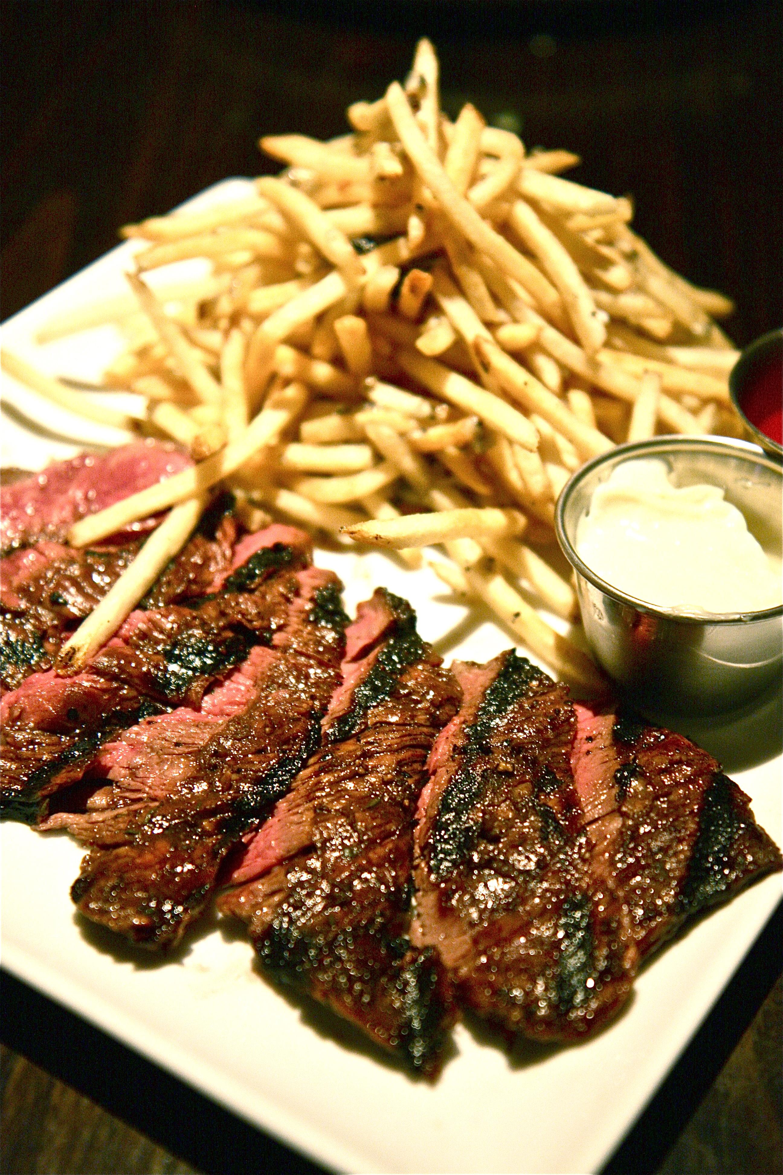 Pub Food Steak