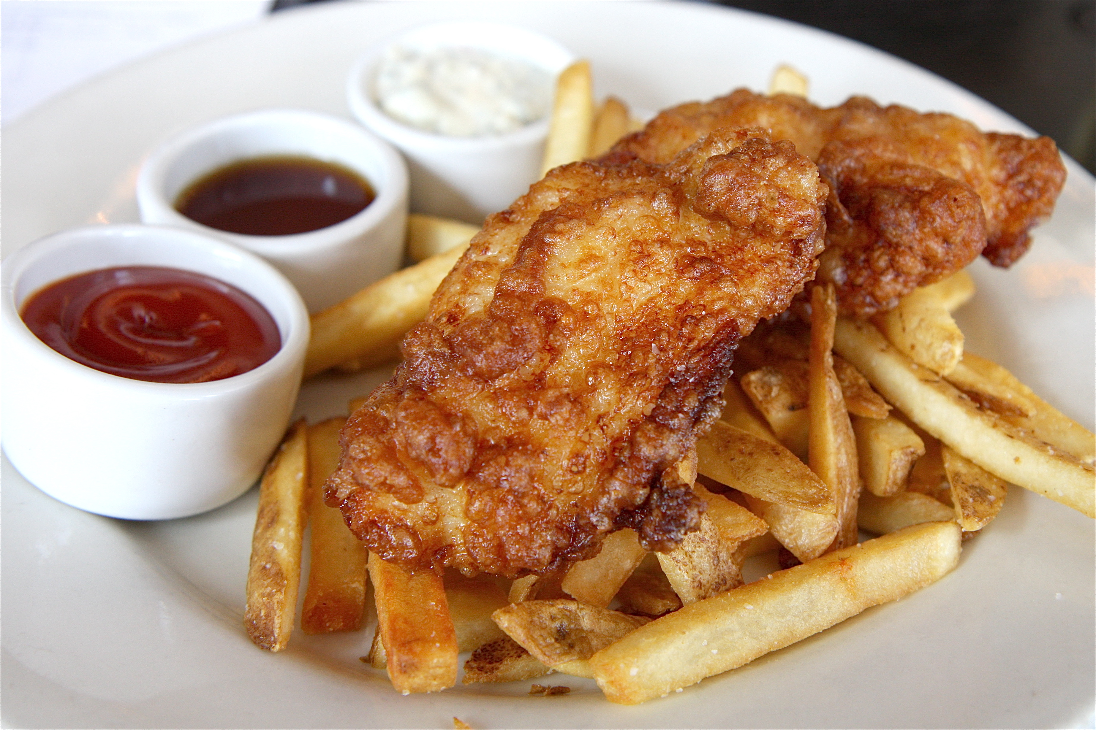 fish and chips TOMOSTYLE