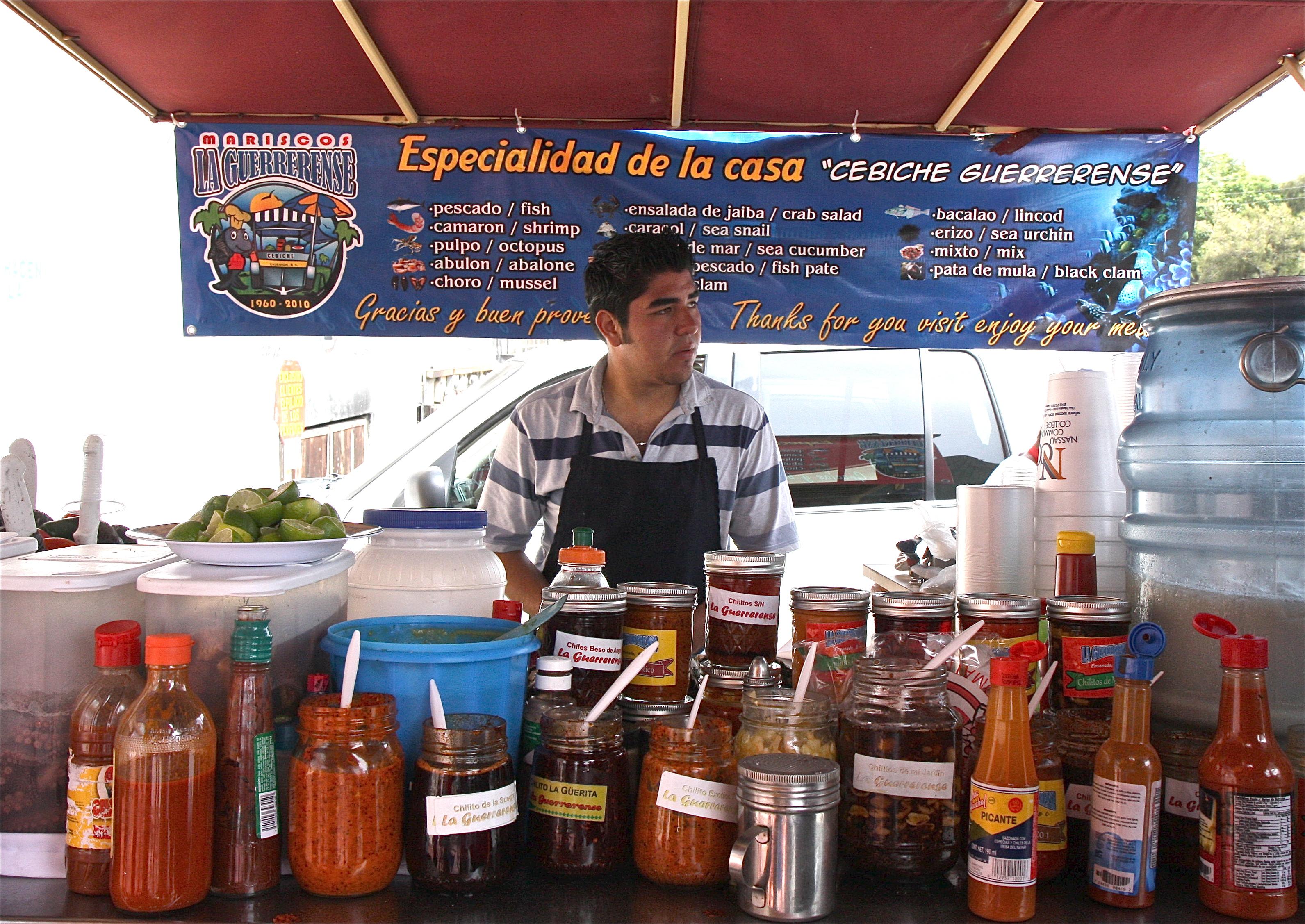 Best Seafood Restaurant In Ensenada