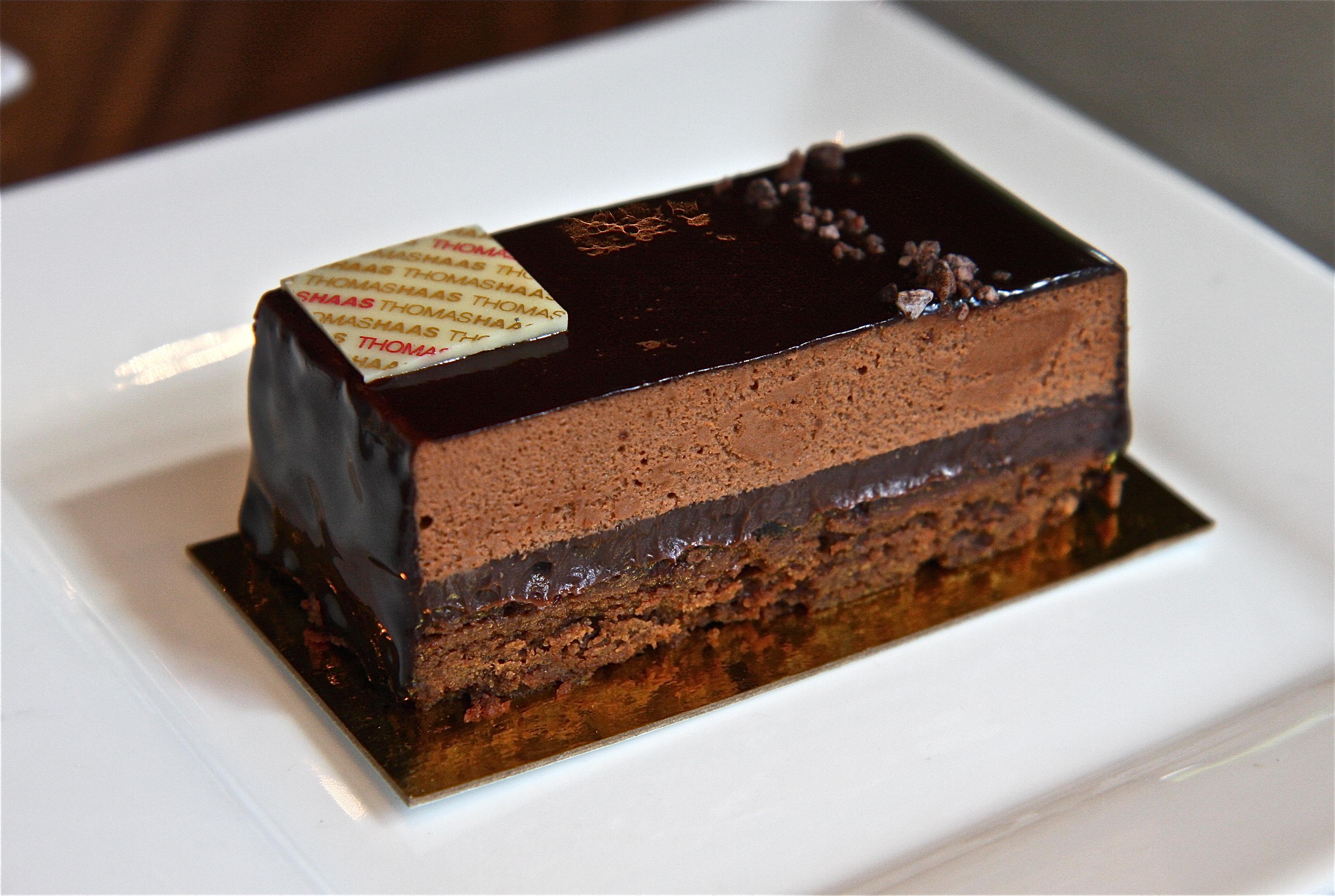 Aztec Chocolate Cake
