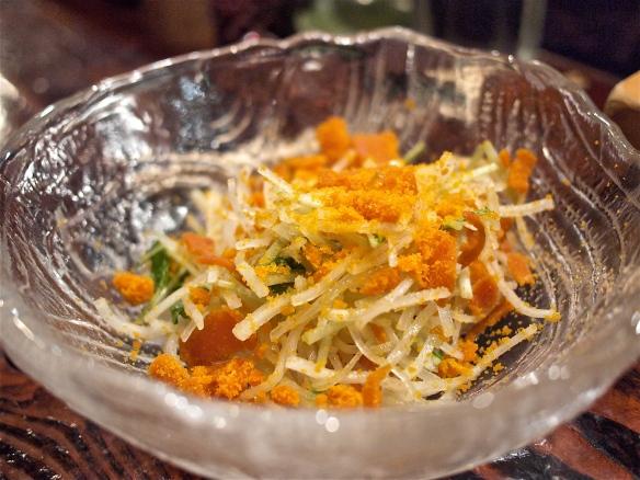Karasumi And Daikon Pasta Recipes — Dishmaps